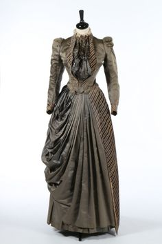 Dress 1890s Kerry Taylor Auctions