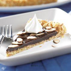Chocolate Macaroon Tart - The Pampered Chef®