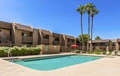 Sierra Pines - Phoenix - Exterior-Pool