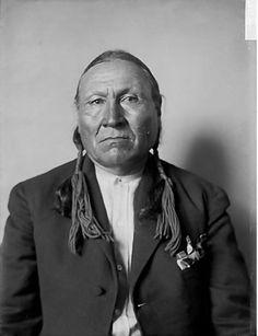 Lone Bear, Arapaho, 1908.
