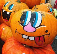 Happy Halloween:)  #halloween #pumpkin #smile #funny #fun #jackolantern #creativephototeam
