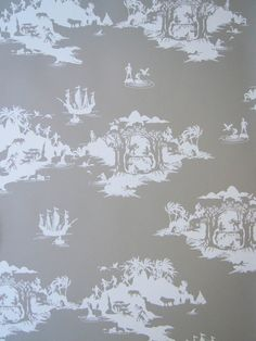 peter pan... on the wall... don't hate because you know you love it.  perfect for a children's room that grows with the kids.