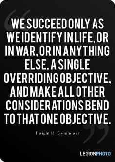 Quote by Dwight D. Eisenhower