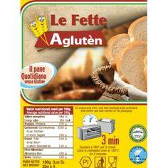 Ψωμί για Τόστ σε Φέτες 100gr Agluten Free Products, Fett, Gluten Free, Glutenfree, Sin Gluten, Grain Free