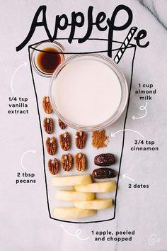 5 ingredient smoothies