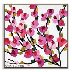 Anna Blatman | Maggie | Framed Canvas | Anna Blatman by Artist Lane @ The Home
