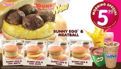 Harga Dunkin Donuts Terbaru