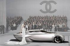Chanel Concept car