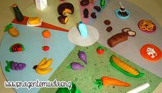 Projeto Alimentação para Maternal | Pra Gente Miúda