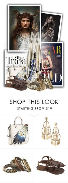 """""""Maxi Style #2"""" by ellaa-h ❤ liked on Polyvore featuring ESPRIT, Elliott Lucca, Stella & Dot and Moda In Pelle"""