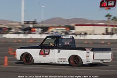 Jay Weir competed in the 2015 #OUSCI in his 1968 Chevrolet C10. Learn more at www.optimainvitational.com