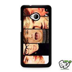 1d One Direction HTC G21,HTC ONE X,HTC ONE S,HTC M7,M8,M8 Mini,M9,M9 Plus,HTC Desire Case