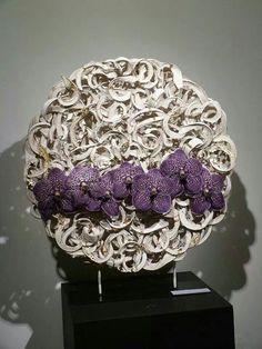 floral art inspiration pattern texture