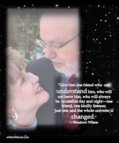 Be the one who changes his universe. Learn how with Ramona Zabriskie, marriage mentor. http://www.wifeforlifebook.com/