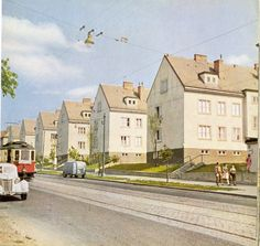 Wien in den Hetzendorf Vienna Austria, Vintage, Snow, Nostalgia, History, Pictures, Vintage Comics