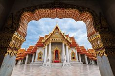 The Marble Temple by Jirawat Plekhongthu on 500px