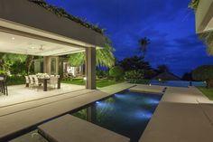 Chaweng 5-Bedroom Luxury Seaview Villa Near Beach  --- from 1250$ per night --- Koh Samui Luxury Real Estate