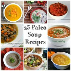 25 Paleo Soup Recipes