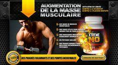 Gain de plus de 68%! Augmentez votre masse musculaire avec Xtreme No | Strong Life #xtremeno #muscle #bodybuilding