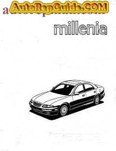 download free acura rl ka9 1996 2004 repair manual image by rh pinterest com 1993 Mazda Millenia S 1999 Mazda Millenia