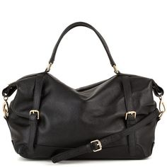 Adele Satchel - Black