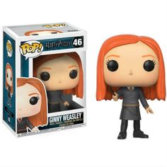 Harry Potter Ginny Weasley Pop! Vinyl Figure