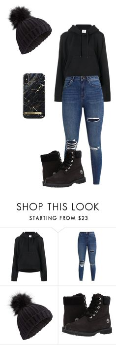 Winter Boots Outfits, Casual Winter Outfits, Winter Fashion Outfits, Outfit Winter, Simple Outfits, Fashion Ideas, Women's Fashion, Black Timberland Outfits, Timberland Boots Women