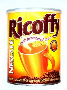 ricoffy - good old everyday coffee :-)
