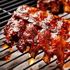 BBQ & Grilling Recipes - used half the amount of ketchup, and half red wine vinegar, half white vinegar