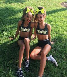 Youth Running Shorts Aaliyah Girl Cheer Practice Shorts