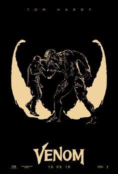 Venom Alternative Movie Poster by Juan Ramos by Juan Ramos Marvel Comics, Marvel Venom, Loki Marvel, Avengers, Venom Spiderman, Spiderman Movie, Thor, Poster Creator, Eddie Brock Venom