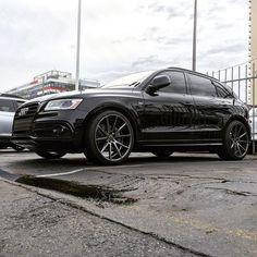 q5 sline on Instagram Black Audi, Audi Q3, Luxury Suv, Lamborghini Aventador, Jdm, Cars And Motorcycles, Motorbikes, Super Cars, Vehicle