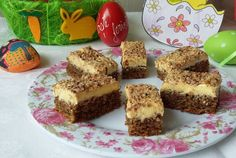 Romanian Desserts, Romanian Food, Cheesecake, Muffin, Caramel, Dessert Recipes, Food And Drink, Cooking Recipes, Sweets