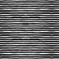 Marker Stripes fabric by leanne on Spoonflower - custom fabric