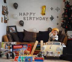 【完全版】最高の1歳誕生日に。おすすめのプレゼントと飾り付けお祝い方法 | Anny アニー