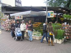 Bloemenmarkt.
