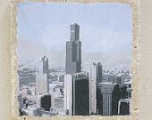 Chicago Images Coasters