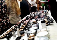 Workshop Sara Menitra - maquilhagem - Metrostudio Academy