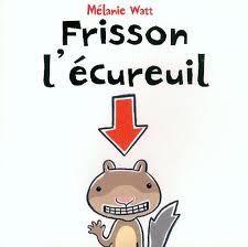 Frisson l'écureuil - Trousse et cartable