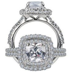 """Ritani  """"I never worry about diets. The only carrots that interest me are the number of carats in a diamond.""""-Mae West"""