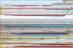"""Stefan Saalfeld; Paint, 2012, Mixed Media """"abstract 406"""""""