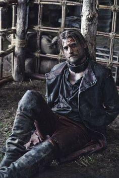 """Nikolaj Coster Waldau as Ser Jaime Lannister in season two of """"Game of Thrones"""""""