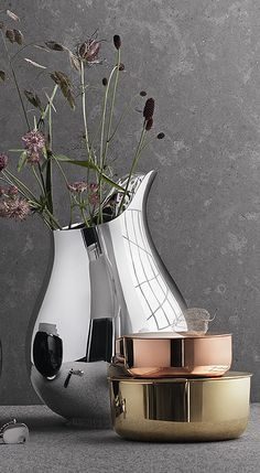Ilse Crawford by Georg Jensen. Classic scandinavian design