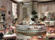 Awesome And Beautiful Italian Furniture Bedroom Set Classic Luxury Style Royal Baudelaire By Asnaghi Interior More Views Sets Aida Tema Design Site Italian Bedroom Furniture, Bedroom Furniture Sets, Classic Furniture, Bed Furniture, Bedroom Sets, Dream Bedroom, Fantasy Bedroom, Furniture Stores, Cheap Furniture