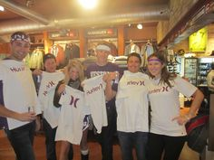 Giving out Free Purple Hurley Tee's at the Icondoor Launch for Western's Homecoming. Great way to get the city wearing Hurley! Hurley, Social Media Marketing, Homecoming, Product Launch, How To Get, Events, City, Tees, Fashion