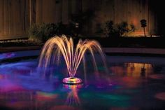 5 Patterns Underwater LED Color Dramatic Light Show Disco Pond Pool Aqua Glow. Underwater Light Show. Creates an amazing light show in the comfort of bath or pool. Display five different light shows in your pool. Swimming Pool Lights, Swimming Pools, Pool Fun, Night Swimming, Underwater Swimming, Floating Pool Lights, Floating Pool Decorations, Swimming Pool Decorations, Pool Decor Ideas