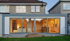 Shomera have completed over 1500 House Extensions and Garden Studios in Ireland. See some of our best Dublin House Extensions. House Extension Plans, House Extension Design, Roof Extension, House Design, Extension Ideas, Cottage Extension, Council House Renovation, 1970s House Renovation, Bungalow Extensions