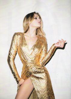 Lily for Harper's Bazaar Brazil