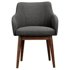 $199 Mixville Modern Arm Anywhere Chair - Threshold™ : Target