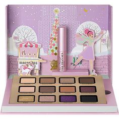 Too Faced Merry Macarons 2016 - this looks adorable!